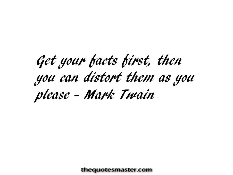 Funny Quotes From Mark Twain
