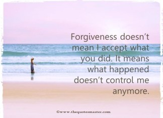 Forgiveness Picture Quotes