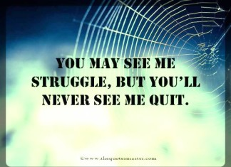 Quotes about struggle