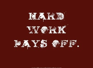 hard work picture quotes