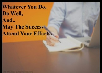 Do well picture quotes