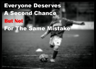 every one deserves a second chance picture quotes