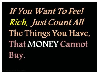 Money cannot buy picture quotes