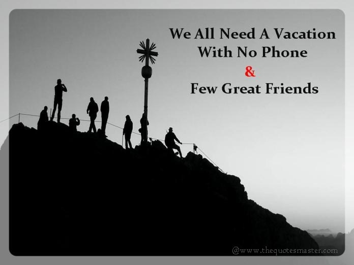 Need a Vacation Picture Quotes
