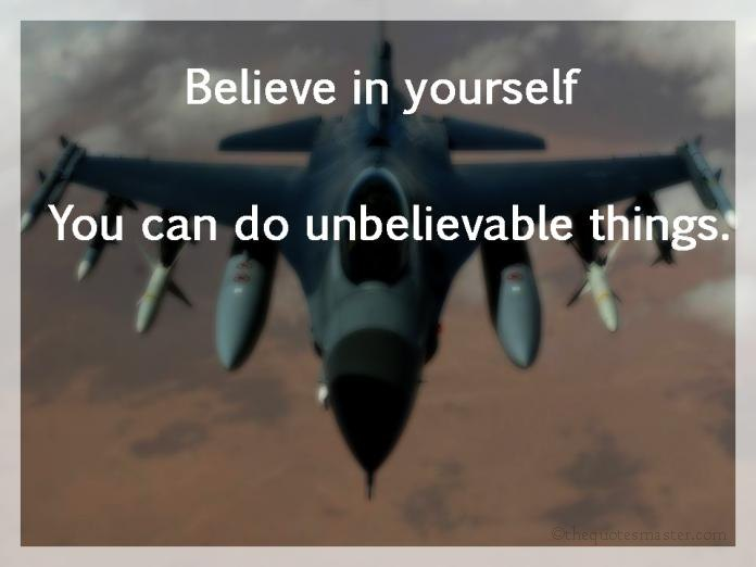Picture Quotes about you can do unbelievable Things