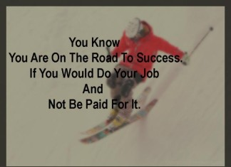 Road to success Picture quotes