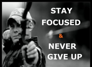 Stay focused picture quotes