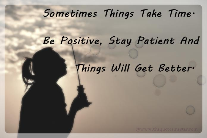 Be positive picture quotes