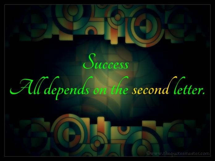 success quotes with images