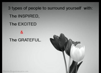 surround with people picture quotes