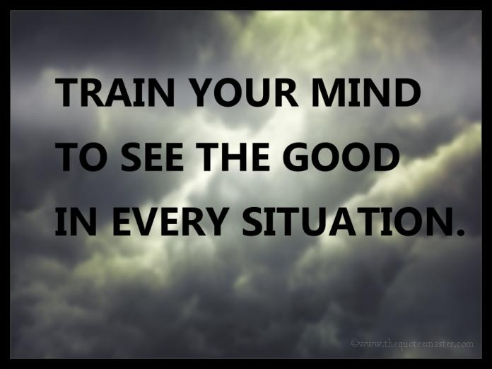 Train your mind picture quotes