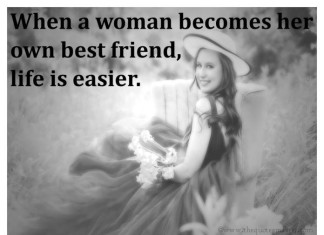 Women picture quotes
