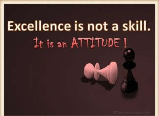 Attitude quotes with images