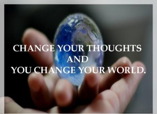 Change your thoughts change your life quotes