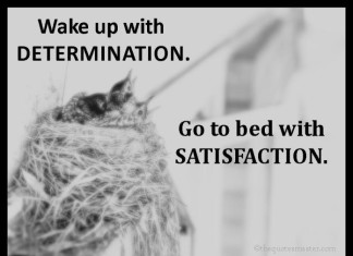 Determination picture quotes