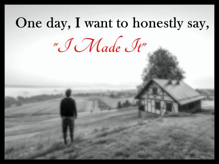 I made it picture quotes