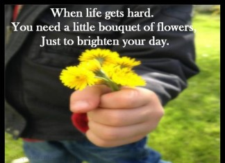 Life Gets Hard Picture Quotes