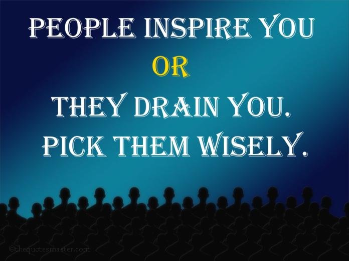 People inspire you quotes