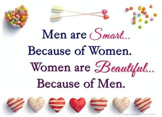 Picture Quotes About Men and Women