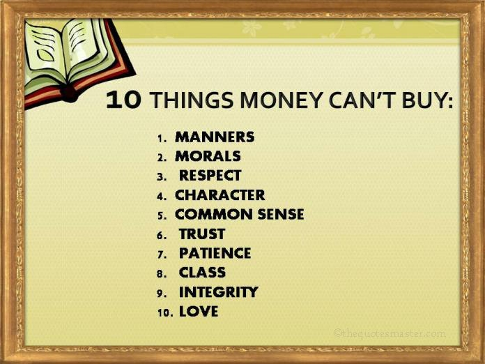 Money Related Quotes