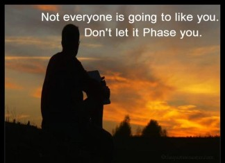 Quotes about not everyone going to like you