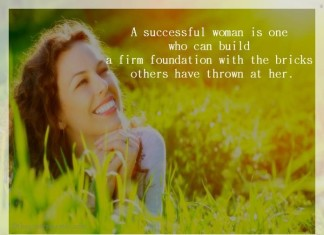 Successful Women Picture Quotes