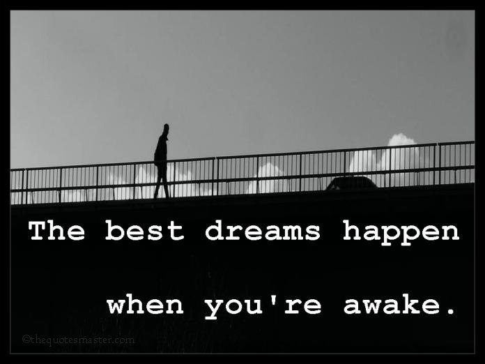 The best dream picture quotes