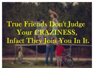 True friends picture Quotes