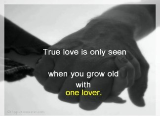 True Love Picture Quotes