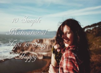 10 Simple Motivational Tips to Stay Happy