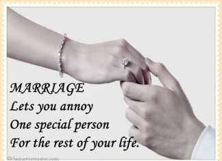Marriage Quotes for him
