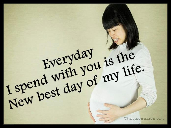 Pregnancy Quotes to babies