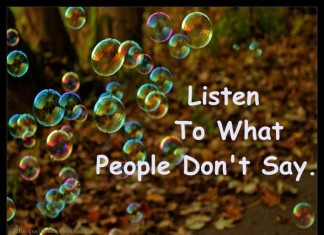 Quotes about Listening others