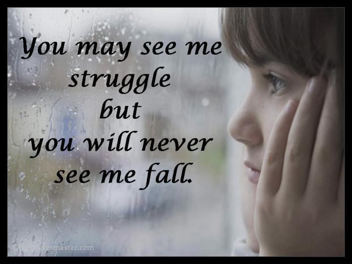 Struggle and Strength Quotes