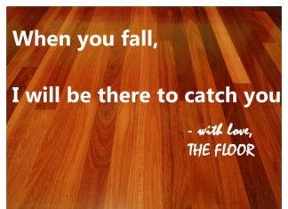 When you Fall Quotes