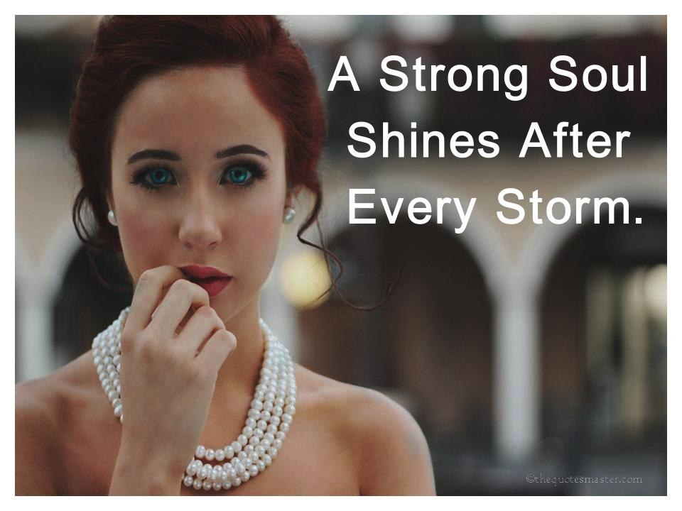 A Strong Women Quotes