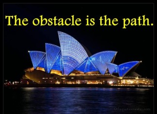 Overcoming Obstacle Quotes