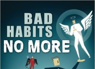 Bad Habits No More by SJ Scott