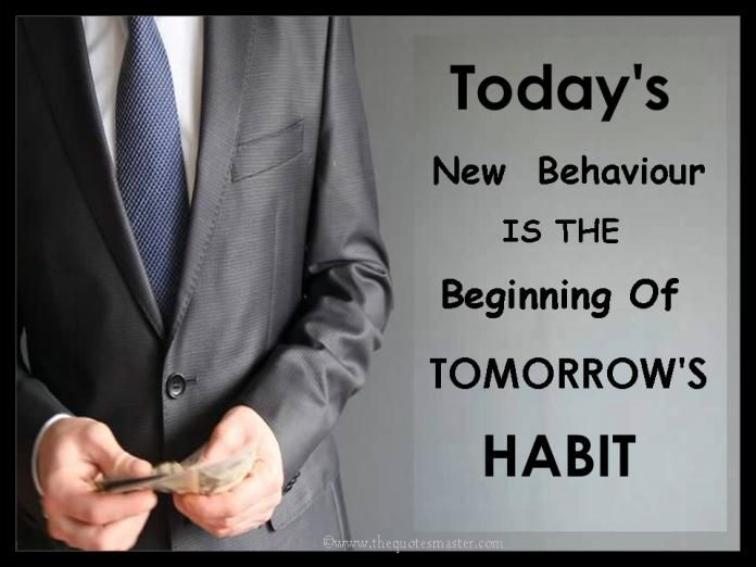 Picture Quotes About Habits