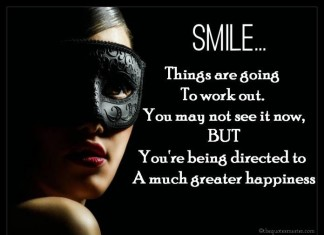 Smile & Happiness Quotes