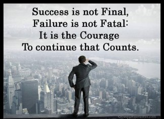 Success is Not Final Quotes