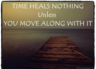 Time Heals Quotes