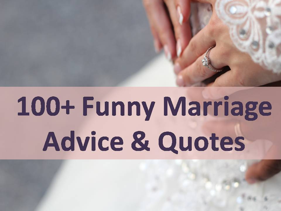 Crazy tips to get matrimony