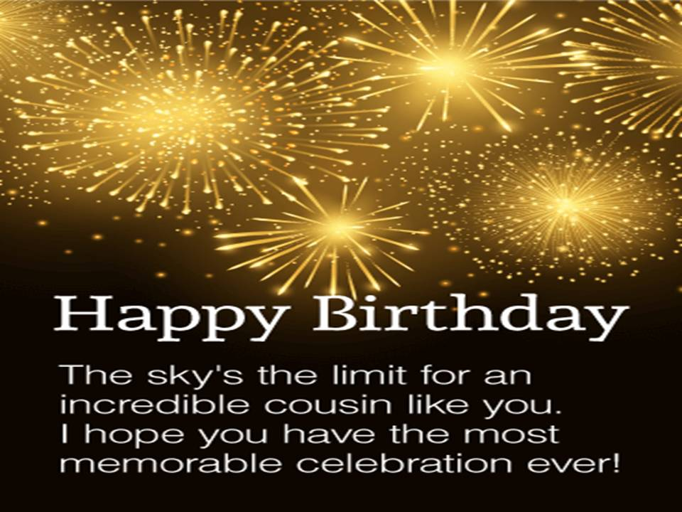Birthday Wishes Spiritual Quotes ~ Happy birthday cousin funny messages and quotes