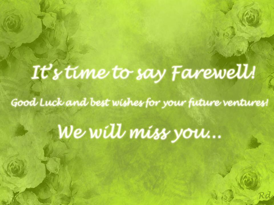 100 farewell message to colleagues after resignation the quotes master farwell quotes fb 95 m4hsunfo