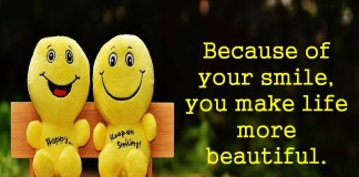 you make life more beautiful