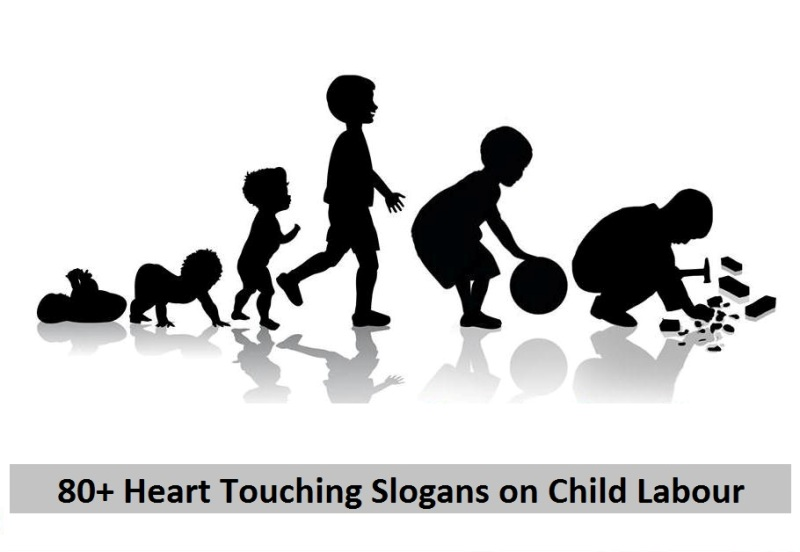 Slogans on child labour