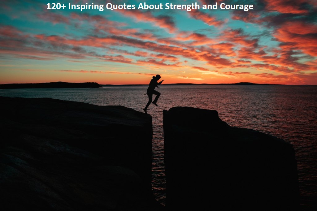 Quotes about Strength and Courage