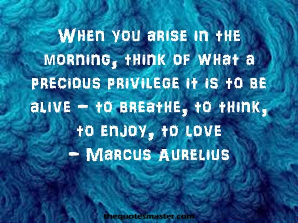 Inspiring Good Morning Quotes