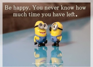 Be Happy Picture Quotes